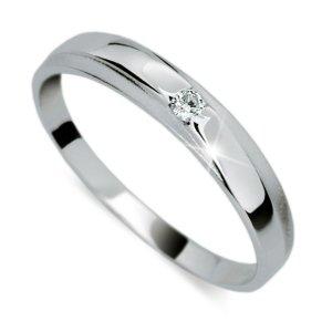 Diamantový prsten DF1617