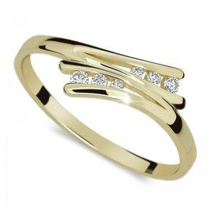 Dámský prsten s diamanty DF1950Z