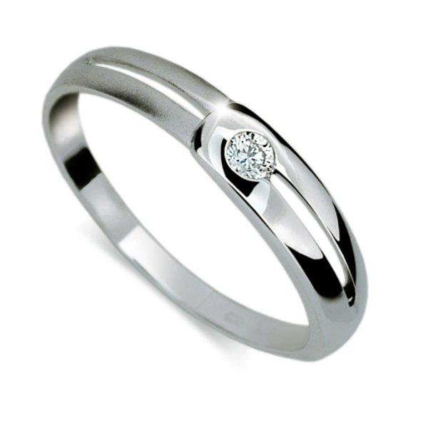Diamantový prsten DF1049