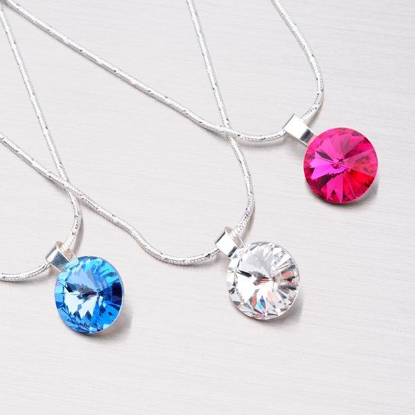 Přívěsek s krystalem ZDARMA ke šperku z kolekce Emotion line DAR-01