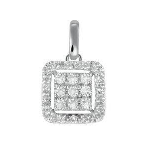 Luxusní přívěsek s diamanty GKW47463