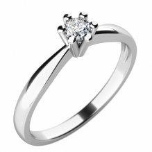Dámský prsten s diamantem 10756D