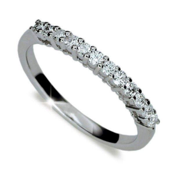 Dámský prsten s diamanty DF1971