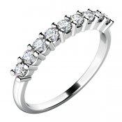 Dámský prsten s diamanty 10772D
