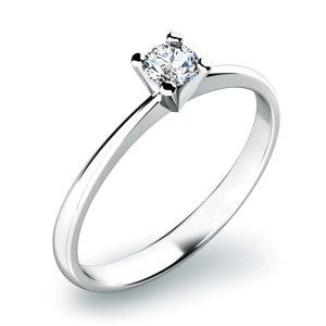 Dámský prsten s diamantem 10820D