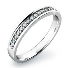 Dámský prsten s diamanty 10813D
