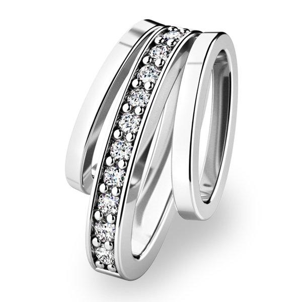 Diamantový přívěsek 10837-B
