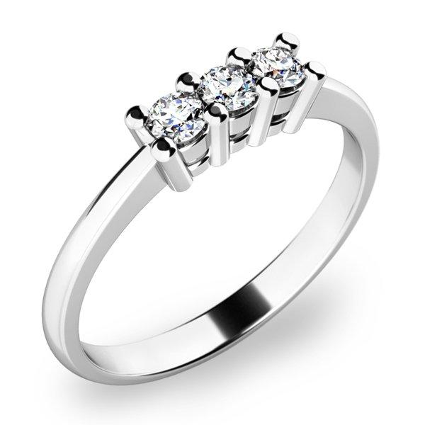 Diamantový prsten 10848D