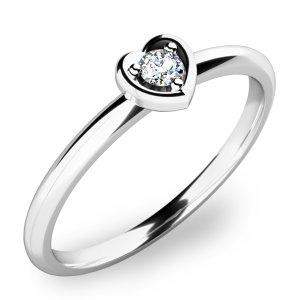 Diamantový prsten 10849