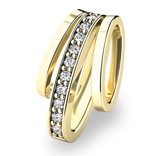 Diamantový přívěsek 10837-ZL