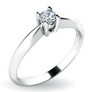 Dámský prsten s diamantem 10942D
