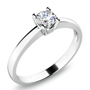 Dámský prsten s diamantem 10670D