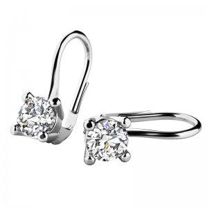 Luxusní diamantové náušnice 10827-450-B